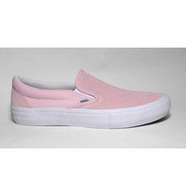 Vans Vans Slip On Pro - Candy Pink/White (9 or 9.5)
