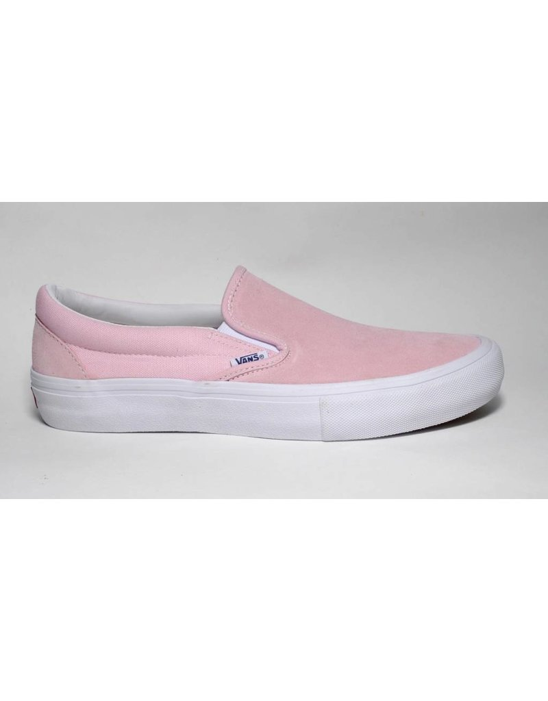 vans slip on candy pink