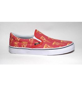 Vans Vans Slip On -(Late Night) Mars Red/Pizza