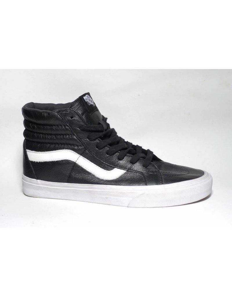 Vans Sk8-hi Reissue Premium Leather - Black/White