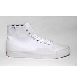 Vans Vans AV Classic High - (Herringbone) White/White (size 9, 9.5 or 11.5)
