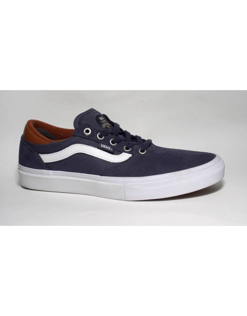 Vans Vans Gilbert Crockett Pro - Navy/White/Leather