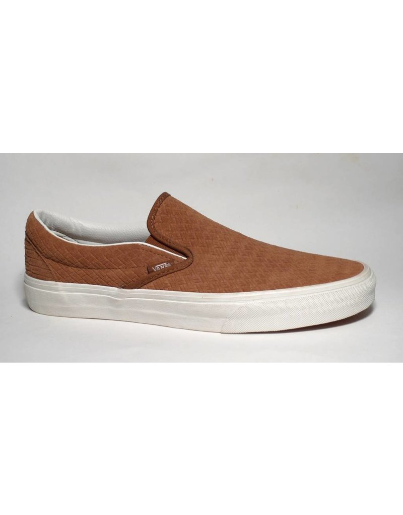 Vans Vans Slip on (Braided Suede) - Dachshund
