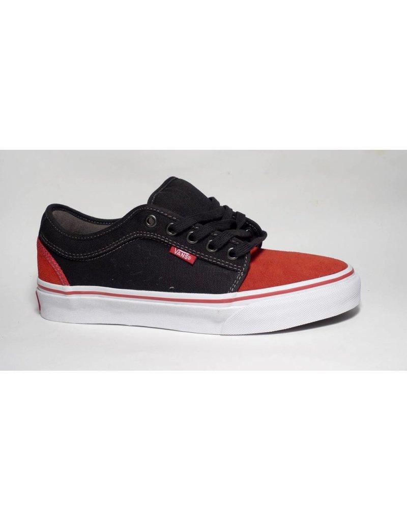 Vans Vans Chukka Low - Scarlet/Black  (sizes 7 or 11.5)
