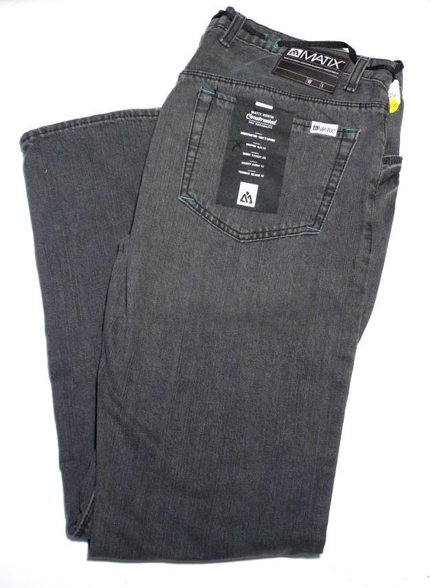 Matix Matix Gripper Poor Boy pants - Grey 34