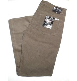 Matix Matix MJ Stretch Cord pants - Stone 34