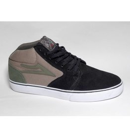 Lakai Lakai Fura High (Ronnie Sandoval) - Black/Walnut