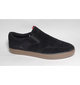 Lakai Lakai Owen Slip On - Black/Gum (size 8)