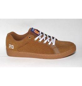 éS èS Sal 20 - Brown/Gum (Size 8)