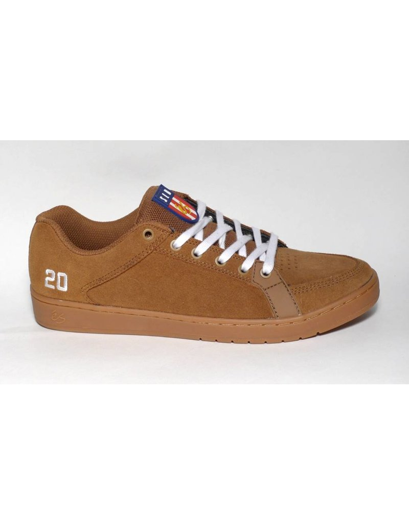 éS èS Sal 20 - Brown/Gum (8, 8.5 and 9.5)