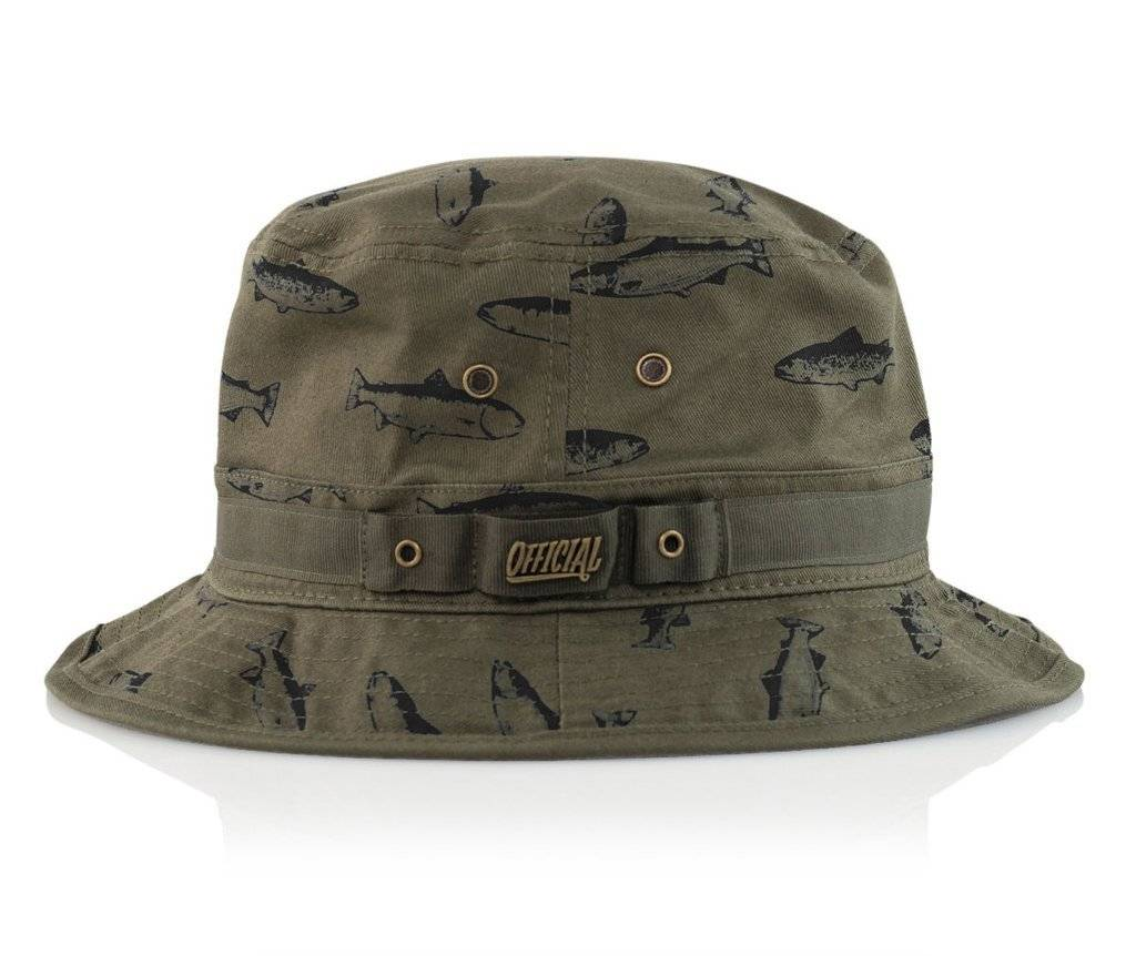 Official Official Catch & Release Boonie Hat - Large/X-Large