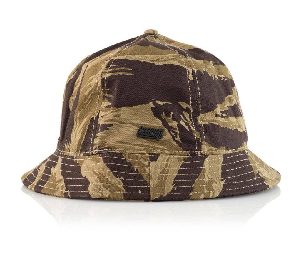 Official Official Secret War Buckit Hat Brown - Large/X-Large