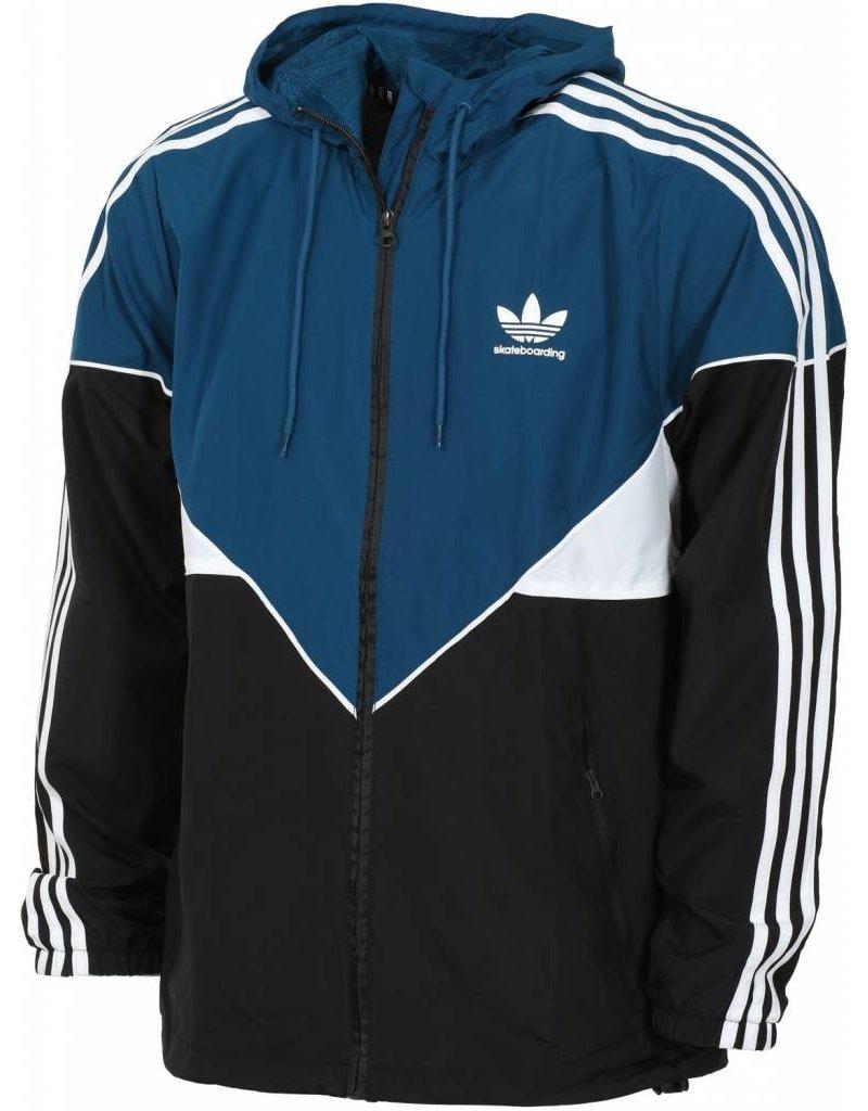 Adidas Adidas Premiere Windbreaker Black/Blunit/White