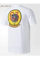 Adidas Adidas Academy T-shirt - White