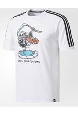 Adidas Adidas Death Jersey - White