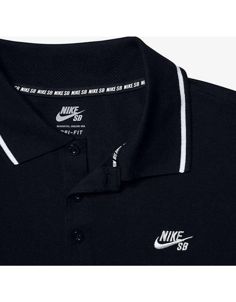 Nike SB Nike sb Dry Polo - Black/White