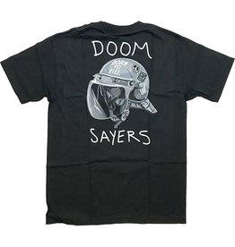 Doom Sayers Doom Sayers Riot Helmet T-shirt - Black