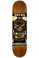 Anti-Hero Anti-Hero Anderson Flying Colors Deck - 8.25