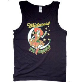 FA skates FA Midwest High Life Tank Top - Black