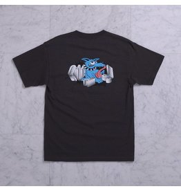 Quasi Quasi Baddog T-shirt - Tar