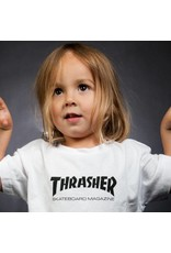 Thrasher Mag Thrasher Toddler Skate Mag T-shirt - White