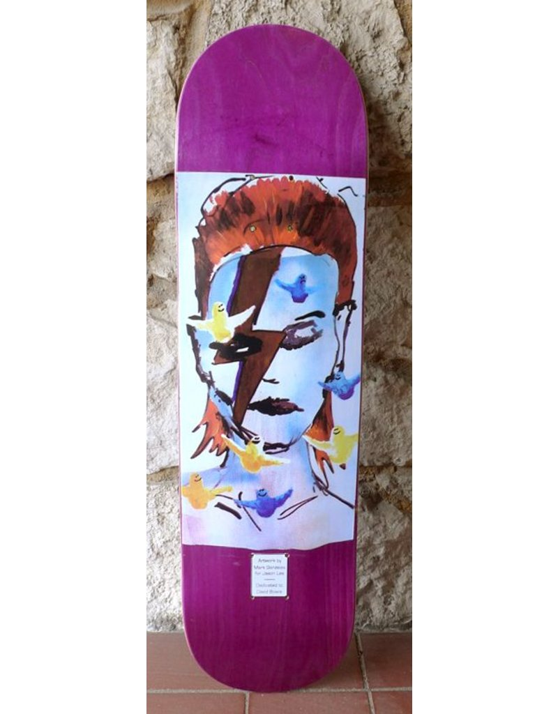 "Prime Prime Jason Lee ""David Bowie"" x Gonz Deck 8.25"
