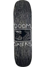 Doom Sayers Doom Sayers Snake Shake XL Shovel Nose Deck - 8.58