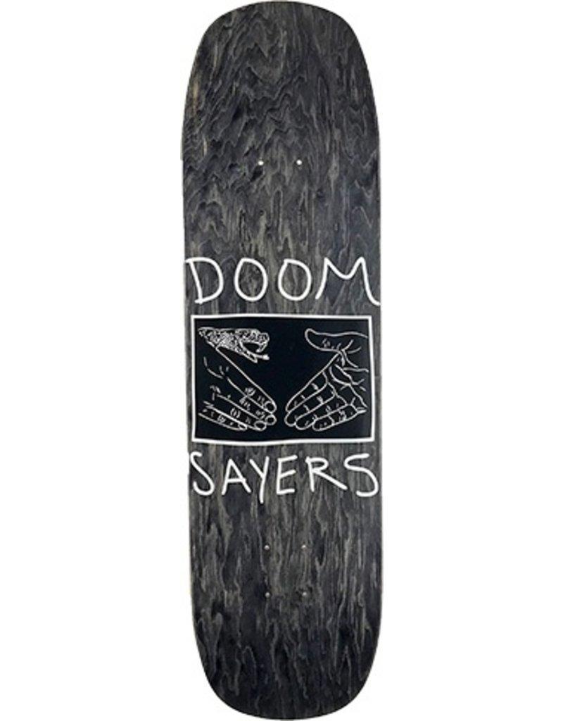 Doom Sayers Doom Sayers Snake Shake XL Shovel Nose Deck - 8.58