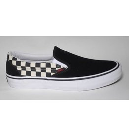 Vans Vans Slip On Pro - (Thrasher) Black/Checkerboard