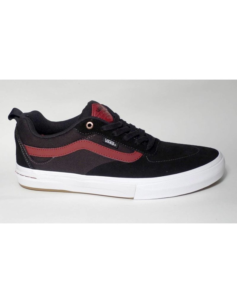 Vans Vans Kyle Walker Pro - Black/Tibetan Red