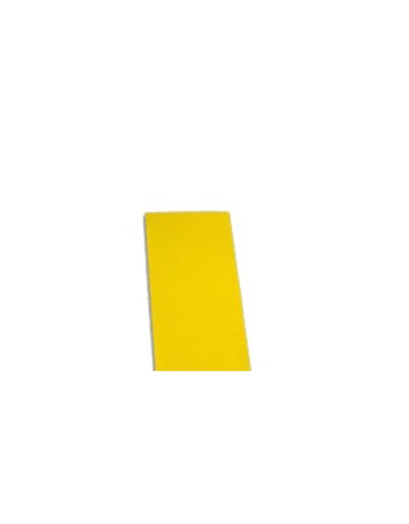 "Pimp Grip Pimp Grip School Bus Yellow 9"" 1/2 sheet"