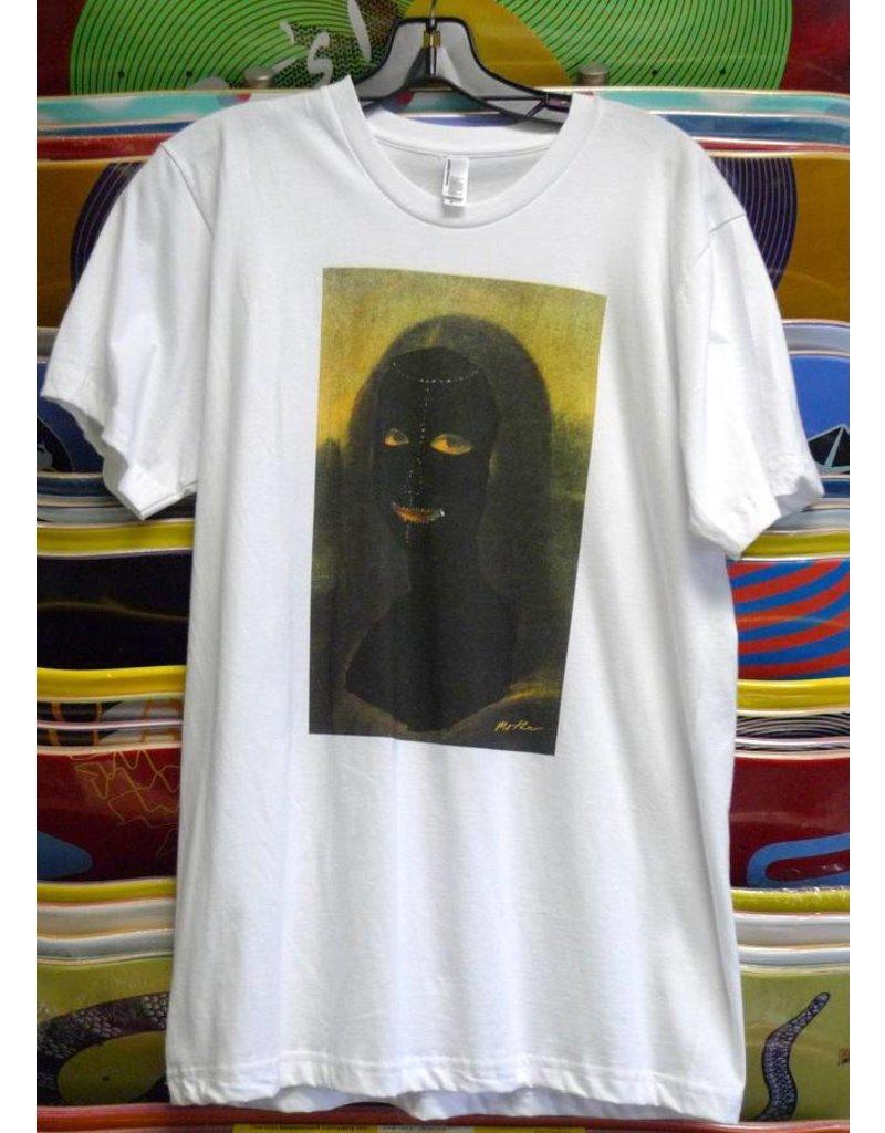 Quasi Mother Safewords T-Shirt - White (Medium)