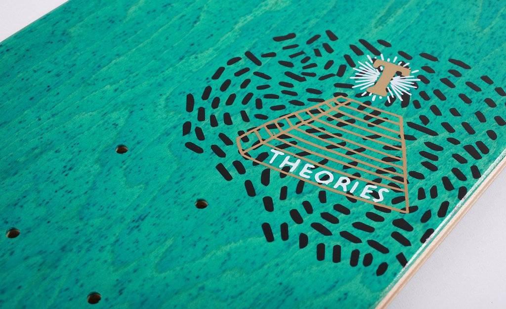 Theories Brand Theories Brand Ostrich Effect Deck - 8.25