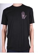 Theories Brand Theories Mystic Advisor T-shirt - Black/Lavender