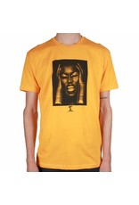 Theories Brand Theories Island Life T-shirt - Gold