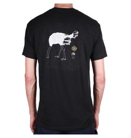 Theories Brand Theories Ostrich Effect T-shirt - Black