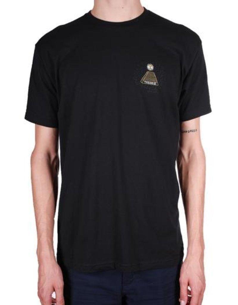 Theories Brand Theories Ostrich Effect T-shirt - Black