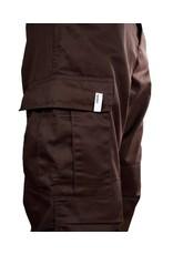 Theories Brand Theories Brand Swat Cargo Pant - Dark Brown