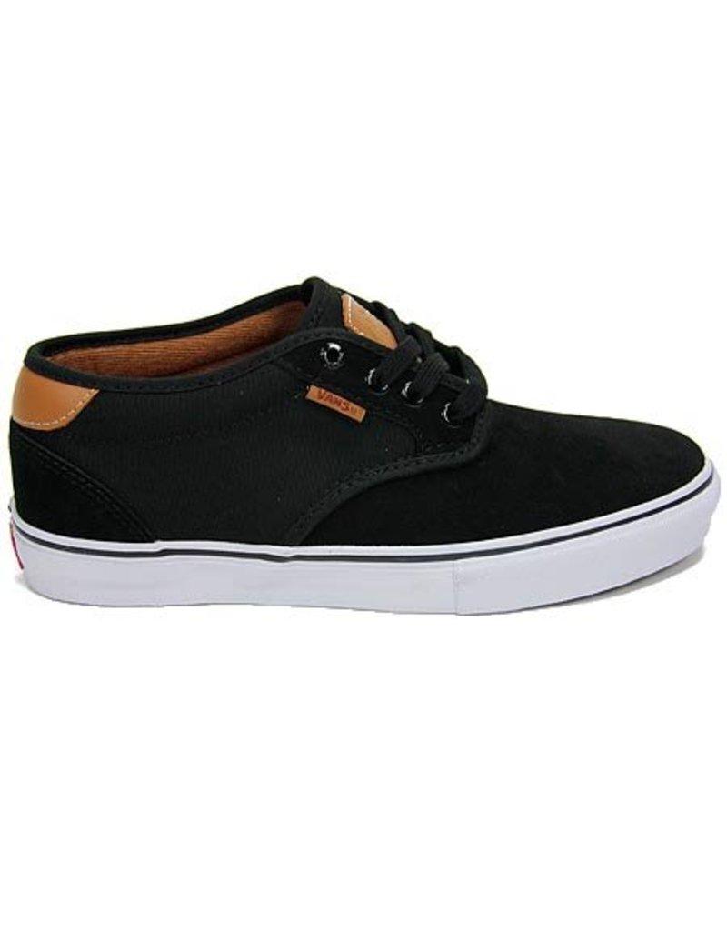 Vans Vans Chima Estate Pro - Black/White/Tan (Size 9.5)