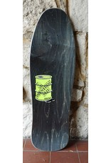 Prime Prime World Industries Jeff Harstel Globes Old School Deck - 10 (Black)