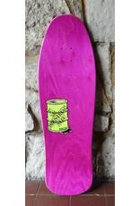 Prime Prime World Industries Jeff Harstel Globes Old School Deck - 10 (Pink)