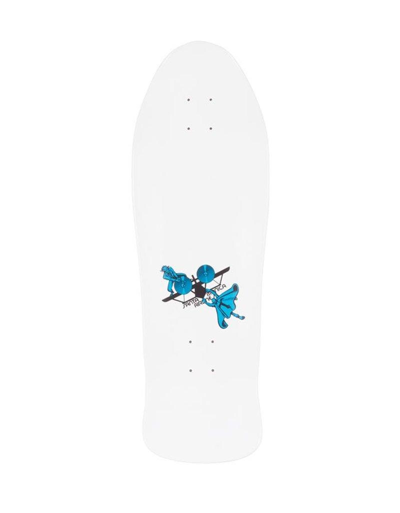 Santa Cruz Santa Cruz Reissue Thiebaud Joker White Deck - 10 x 30.5