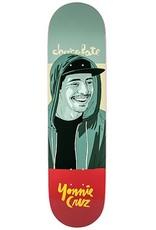 Chocolate Chocolate Cruz Hecox Portrait Deck - 8.0