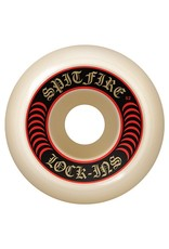 Spitfire Spitfire Formula Four Lock ins 55mm 101d wheels (set of 4)