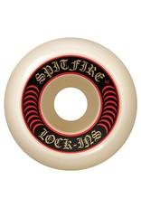 Spitfire Spitfire Formula Four Lock ins 53mm 101d wheels (set of 4)