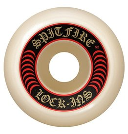 Spitfire Spitfire Formula Four Lock ins 53mm 101d wheels (set of 4)