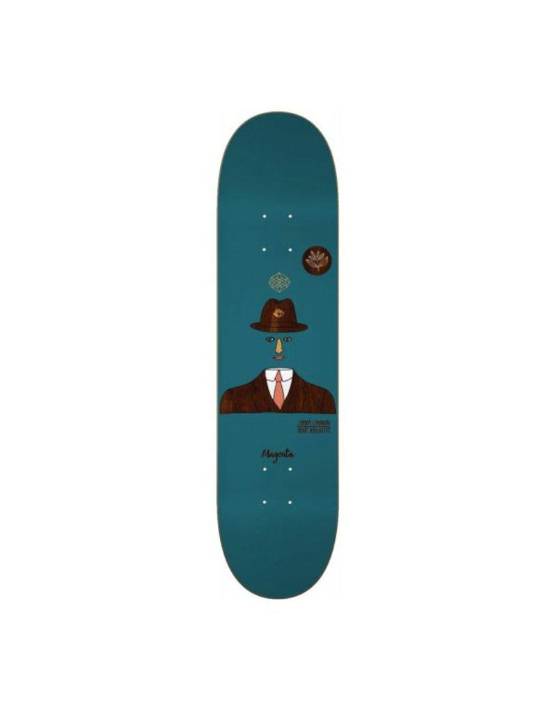 Magenta Magenta Jimmy Magritto Deck - 8.0
