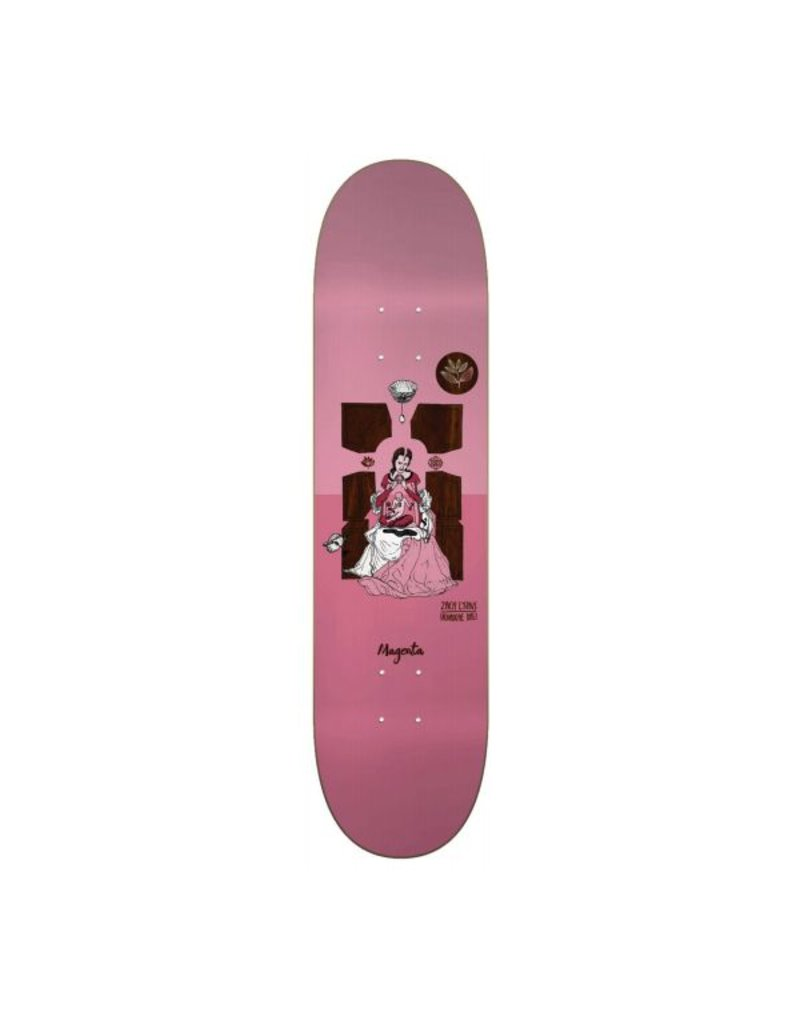 Magenta Magenta Zach Dali Deck - 8.4