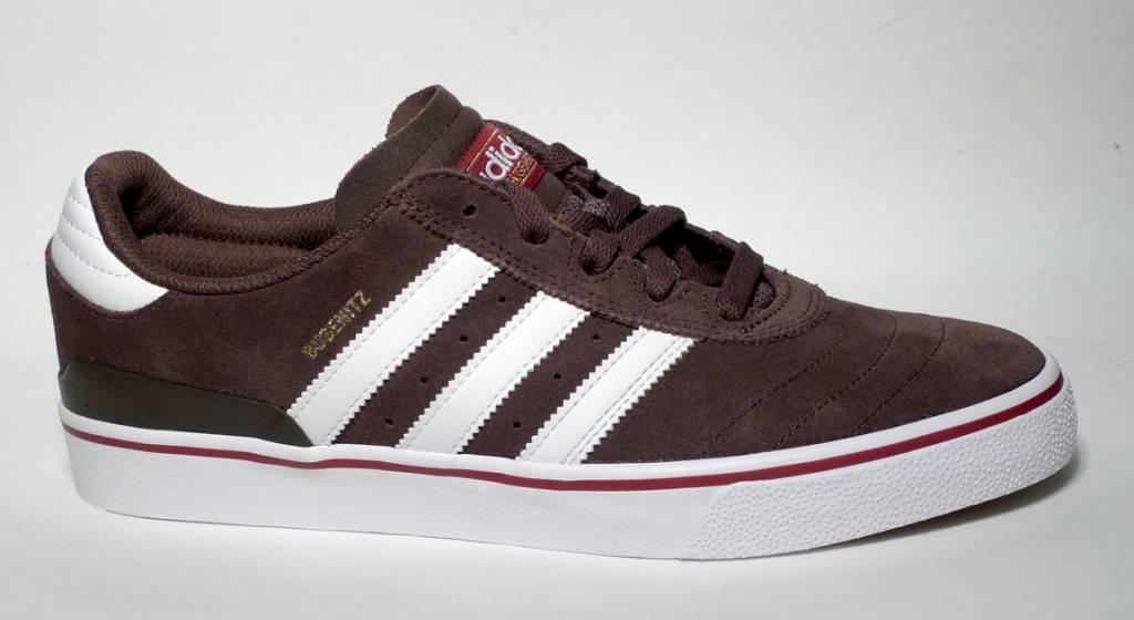 online retailer e6295 c3616 adidas busenitz brown