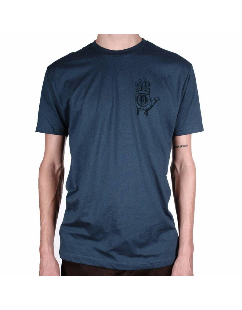 Theories Brand Theories Mystic Advisor T-shirt - Navy/Indigo (Large